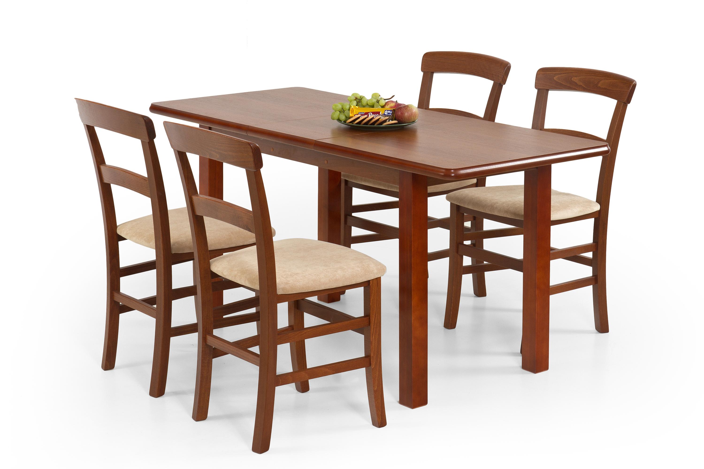 DINNER 120/158 stôl ant. čerešňa
