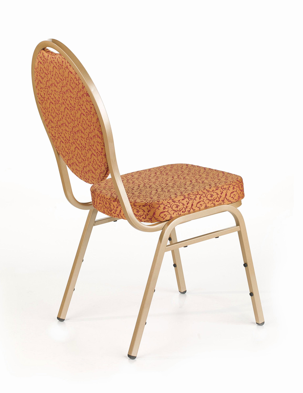 K67 stolička zlatá