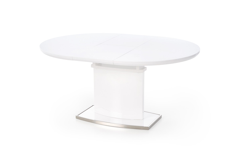FEDERICO stôl rozkladací biely , PRESTIGE LINE
