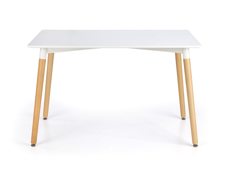 SOCRATES obdľžnikový stôl biely