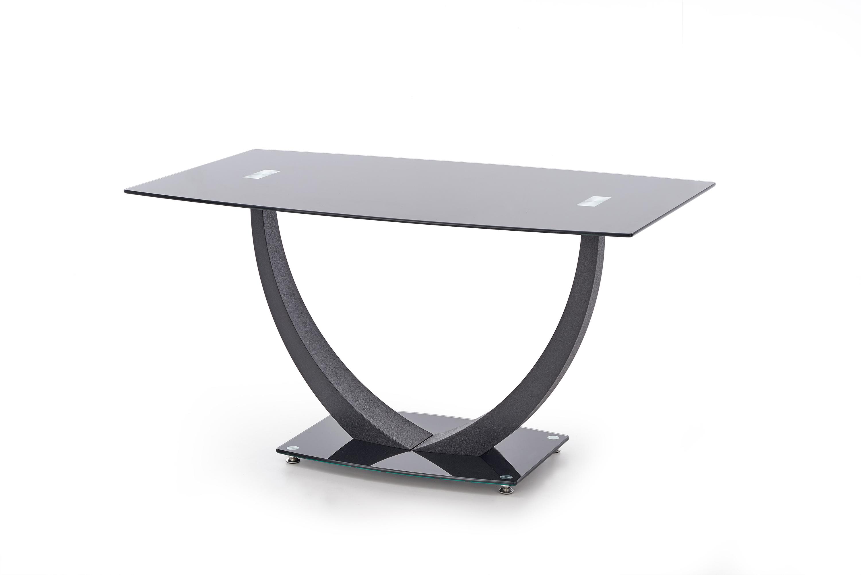 ANTON stôl čierny