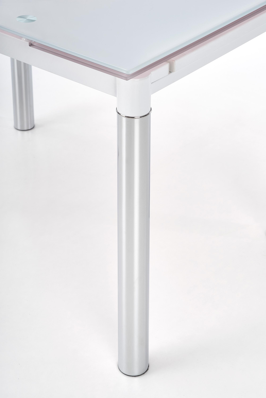 LOGAN 2 stôl biely