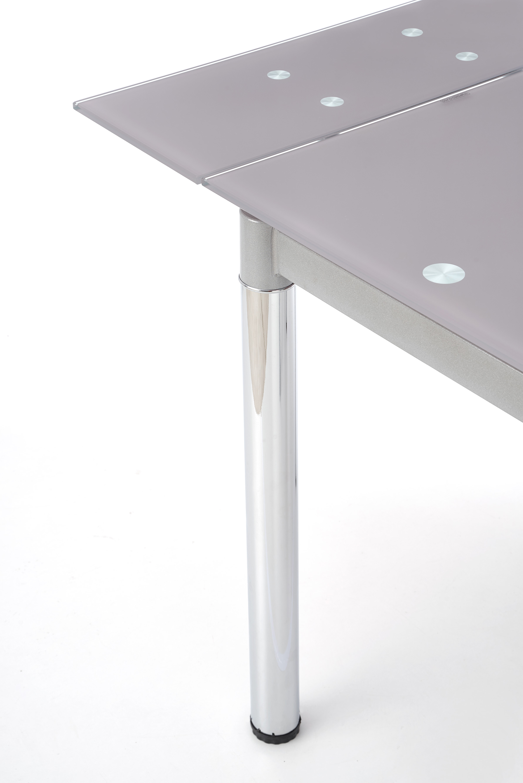LOGAN 2 stôl šedý