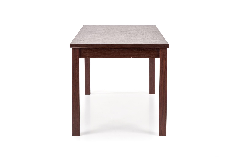 MAURYCY stôl tmavý orech