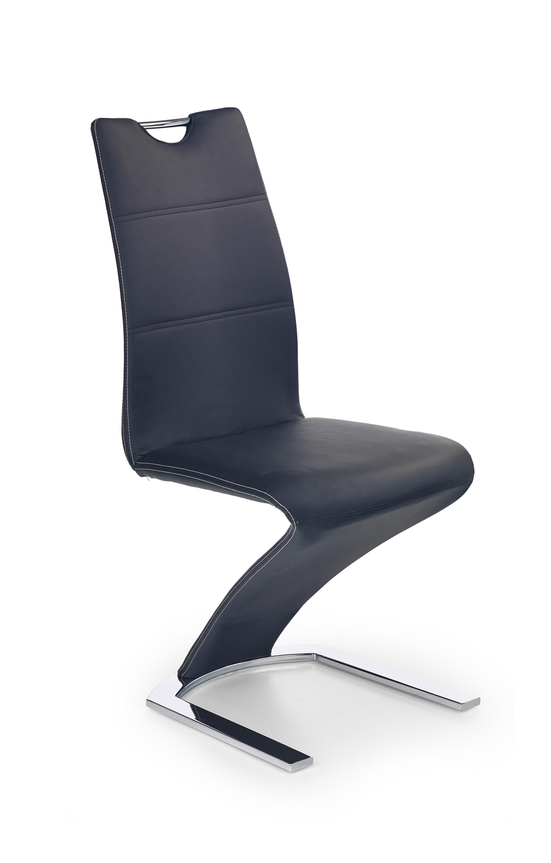 K188 stolička čierna