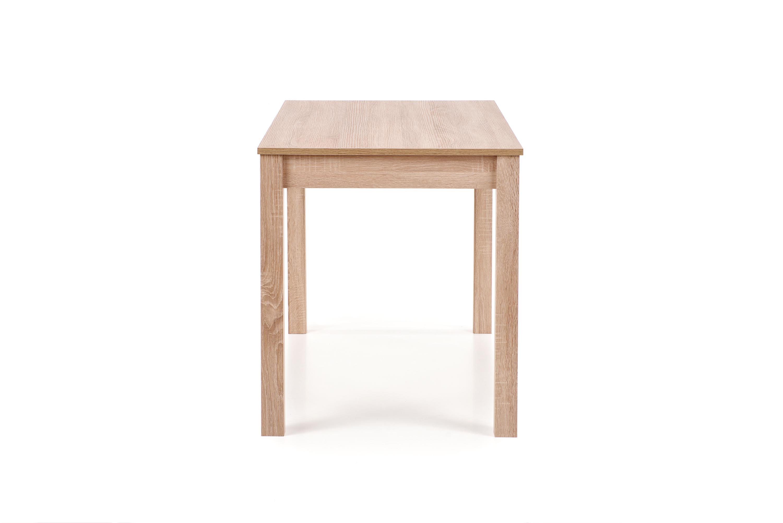 KSAWERY stôl dub sonoma