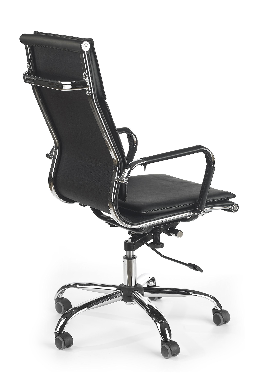 MANTUS kancelárska stolička čierna