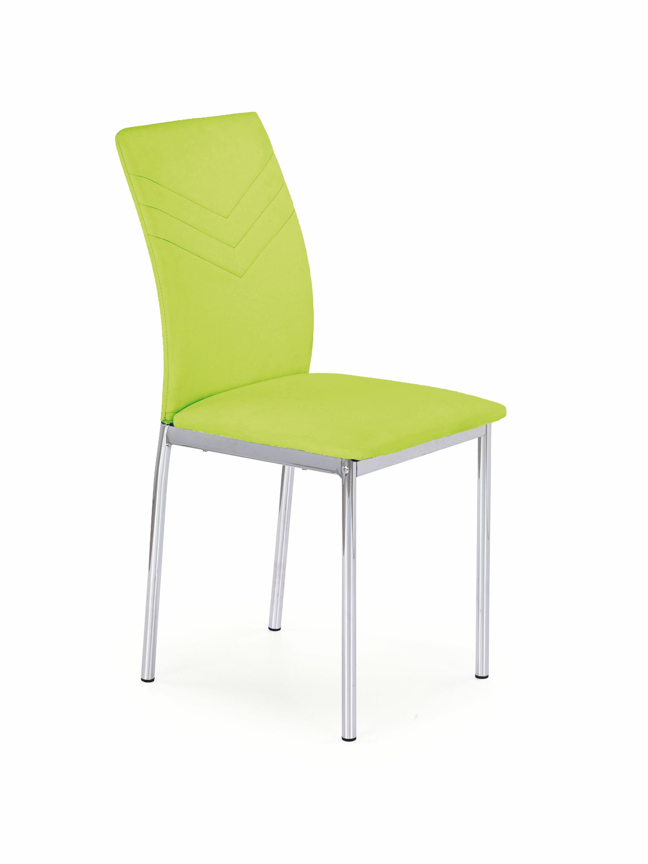 K137 jedálenská stolička zelená