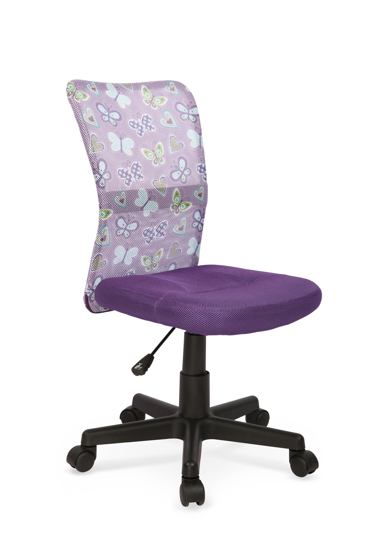 DINGO detská stolička fialová