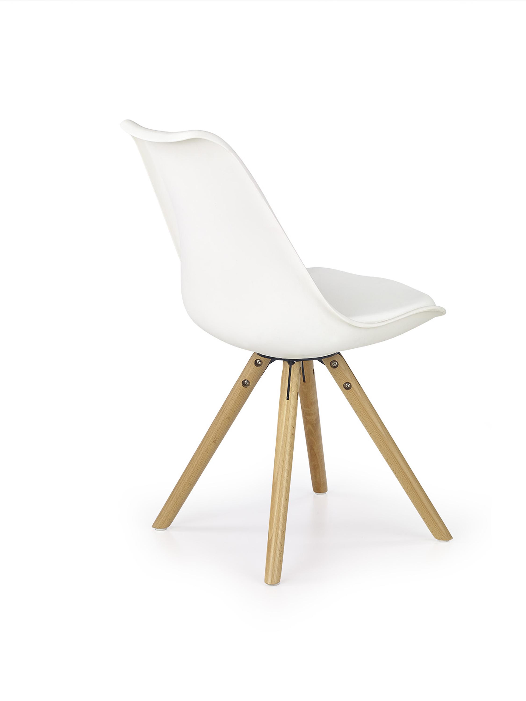 K201 stolička biela