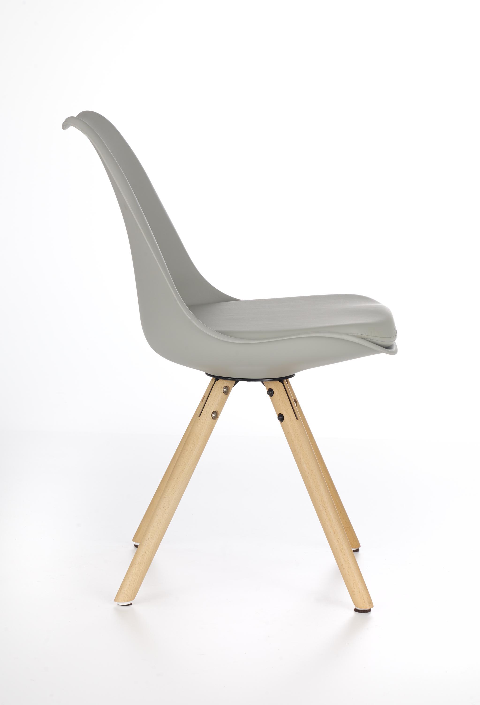 K201 stolička khaki