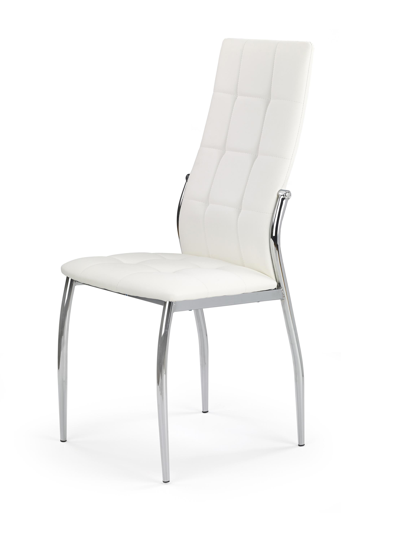 K209 jedálenská stolička, biela - NA SKLADE!