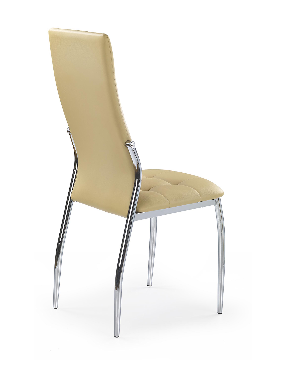 K209 stolička béžová