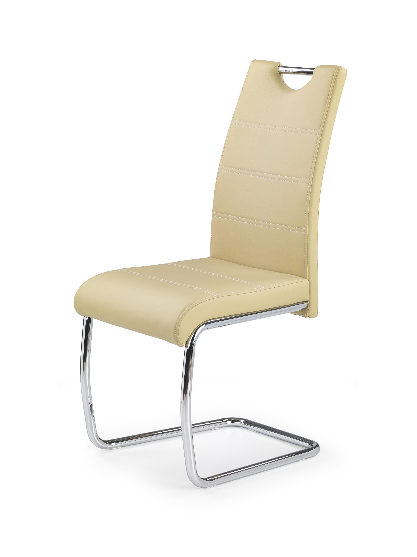 K211 stolička béžová