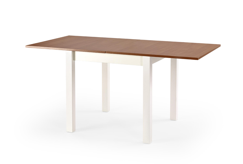 GRACJAN stôl jelša / biela