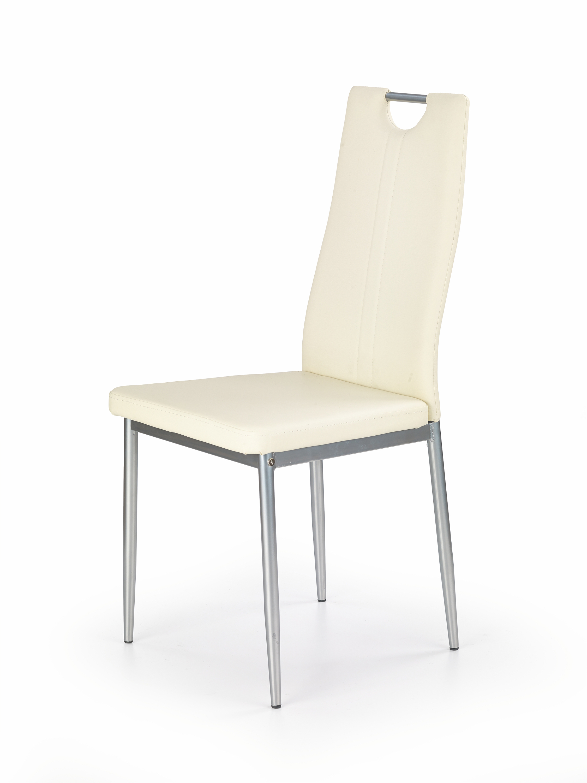 K202 jedálenská stolička, krém