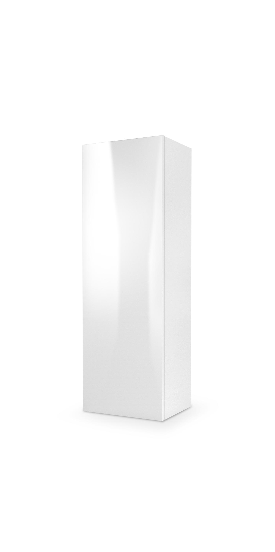 LIVO S-120 závesná komoda, biela