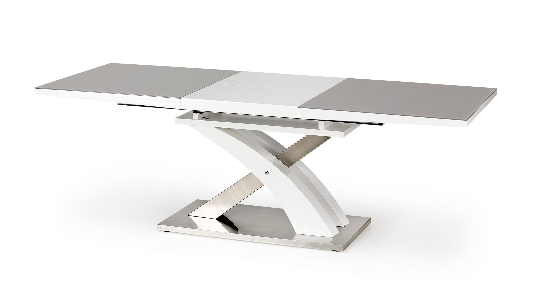 SANDOR 2 stôl šedý