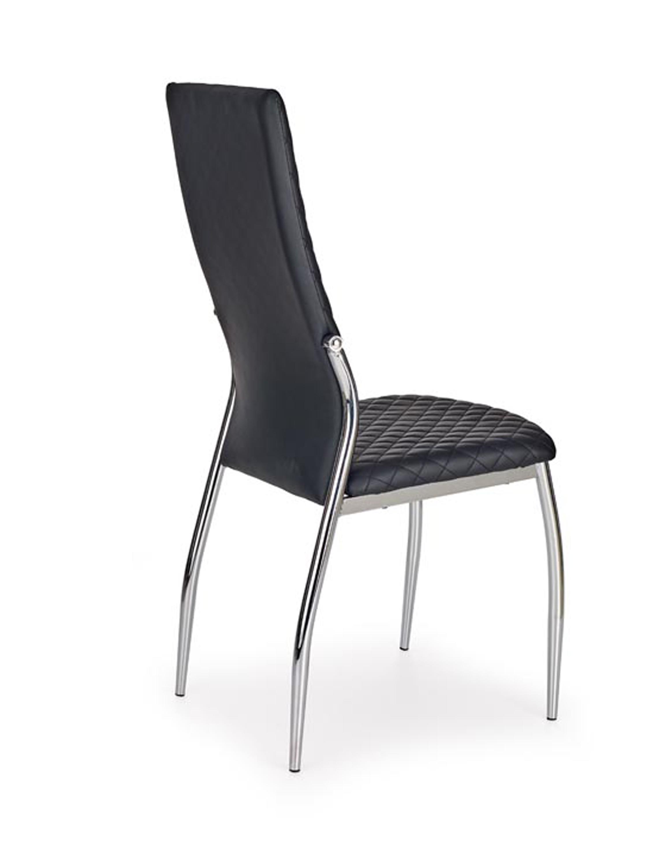 K238 stolička čierne