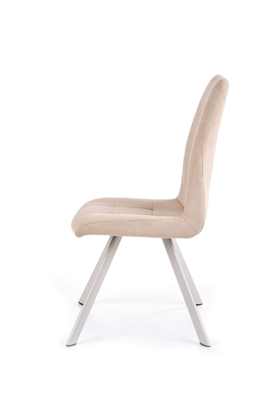 K241 stolička béžová