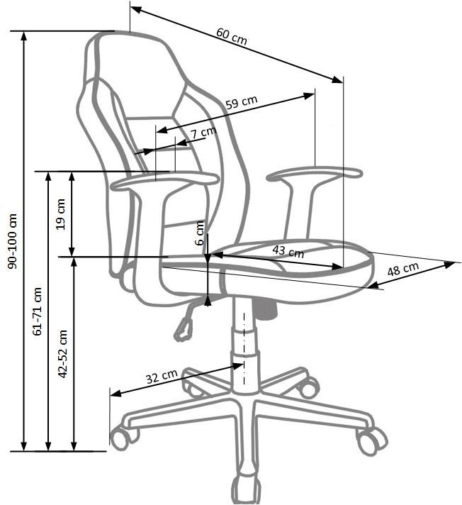 NEMO detská stolička