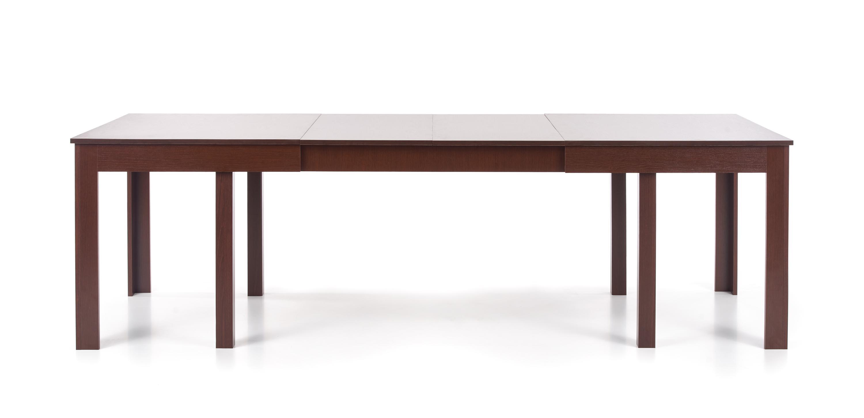 SEWERYN 160/300 cm rozkladací stôl tmavý orech