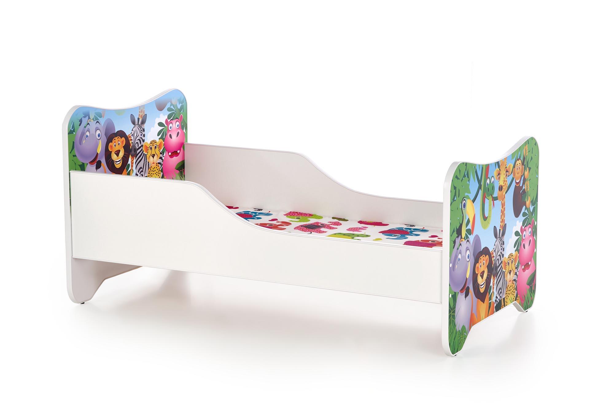 HAPPY JUNGLE posteľ