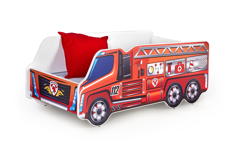 FIRE TRUCK posteľ