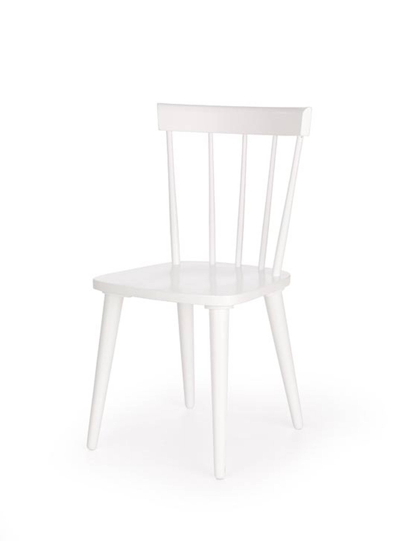 BARKLEY stolička biela