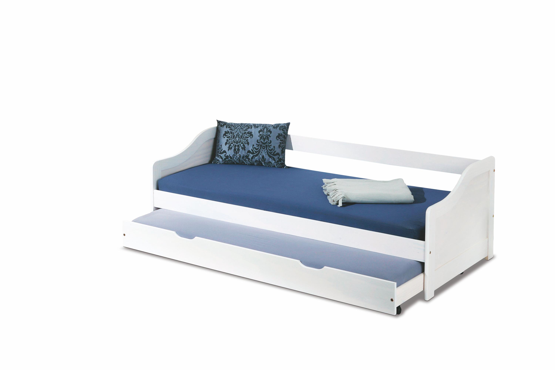 LEONIE 2 postel biela