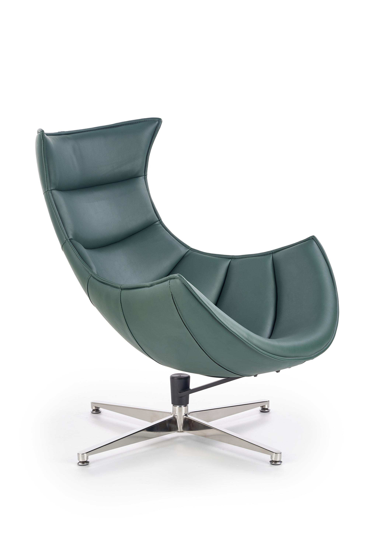 LUXOR relaxačné kreslo, zelená