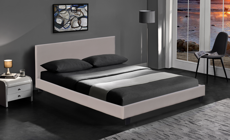 PAGO posteľ, cappuccino
