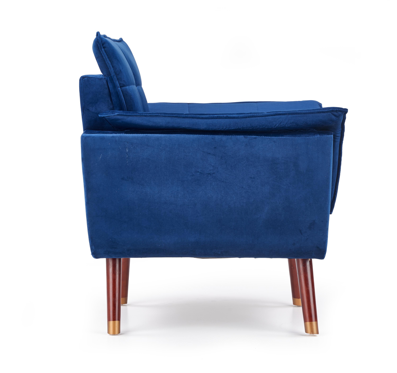 REZZO relaxačné kreslo, navy modrá