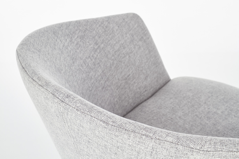 K266 jedálenská stolička, svetlo šedá