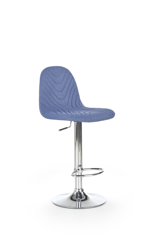 H82 barová stolička, navy modrá