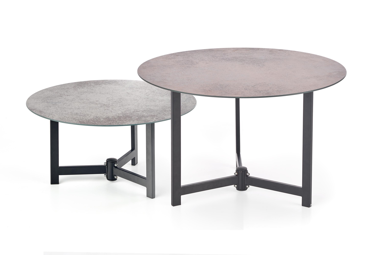 TWINS set z dvoch konferenčných stolíkov