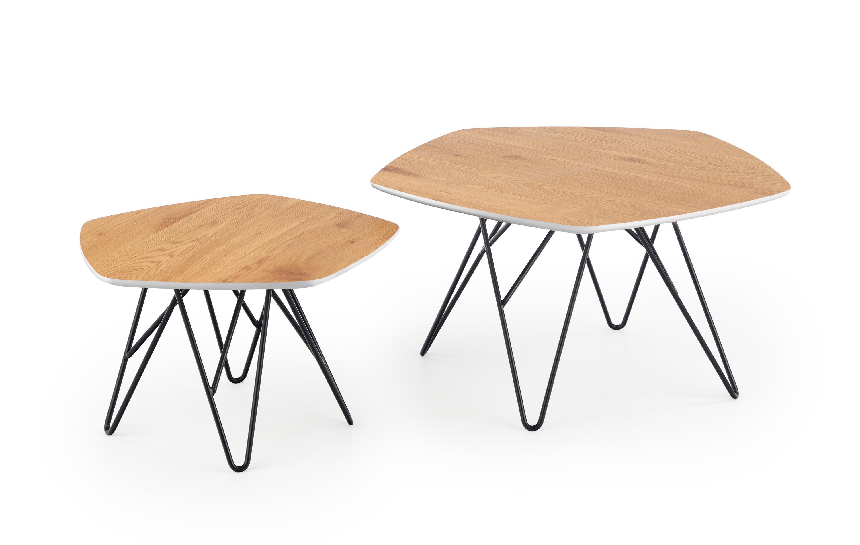 ZERO set z dvoch konferenčných stolíkov