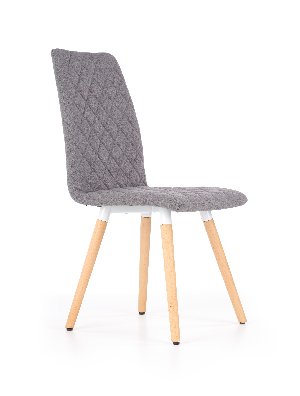 K282 jedálenská stolička, šedá
