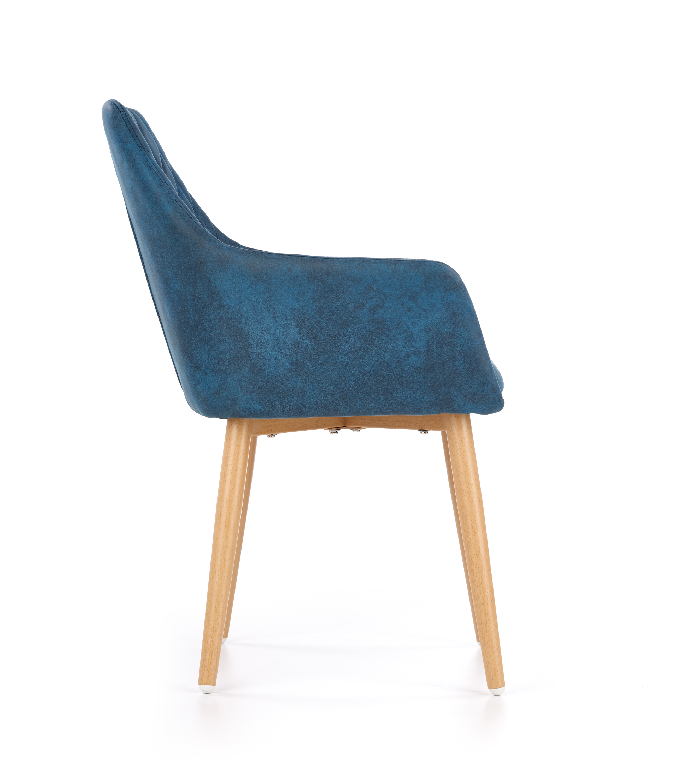K287 jedálenská stolička, navy modrá