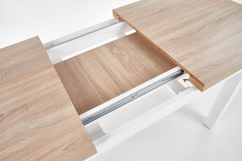 TIAGO rozkladací stôl dub sonoma