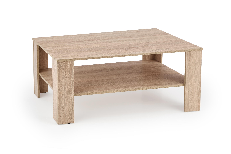 KWADRO konferenčný stolík, dub sonoma