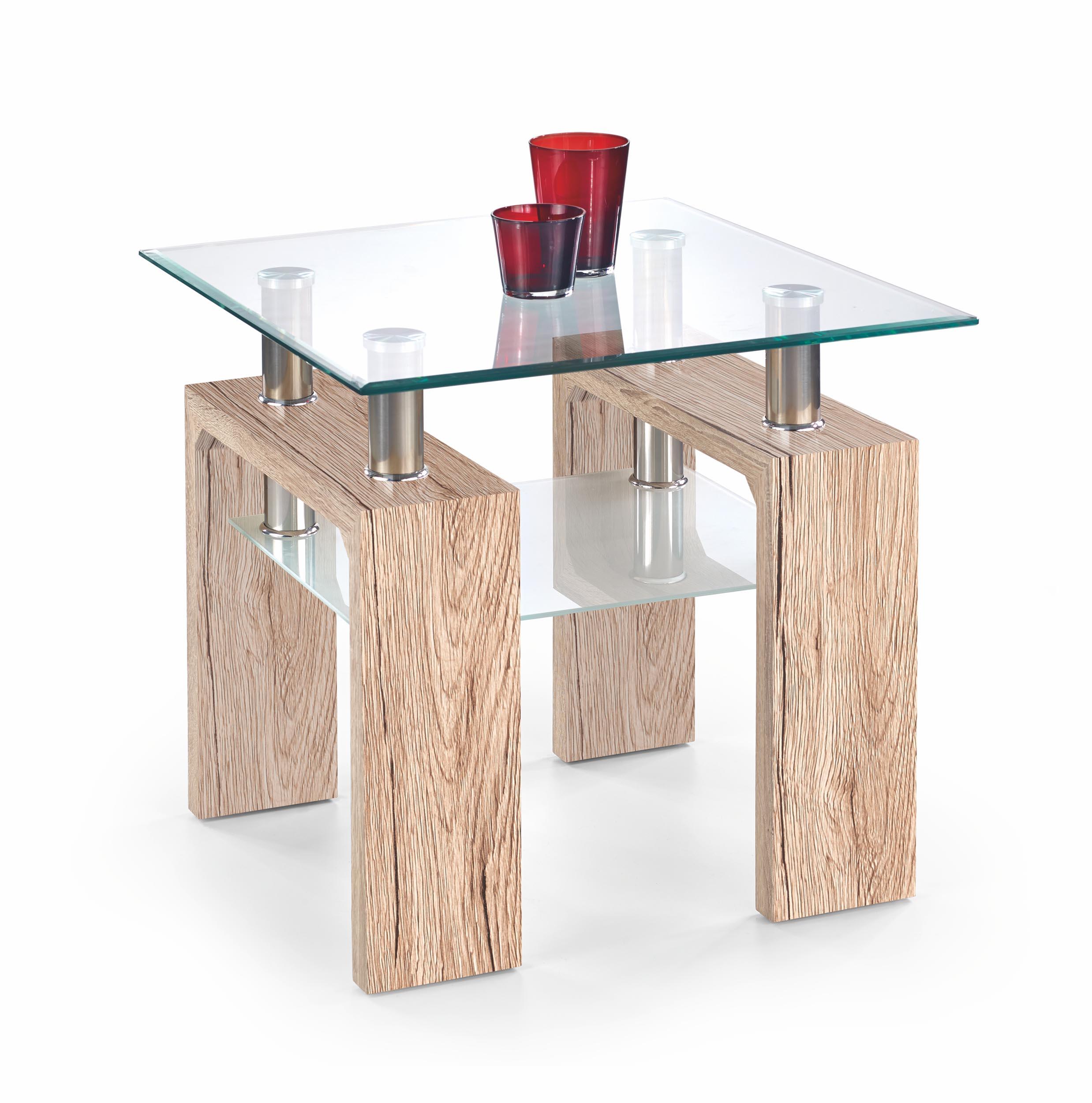 Konferenční stolek Halmar Diana maly