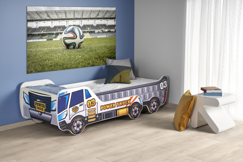 DIGGER posteľ s nastavitelnou dľžkou