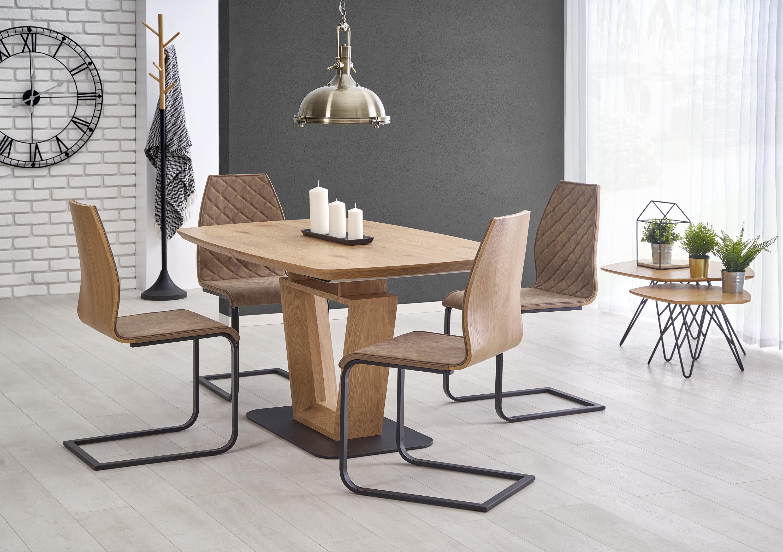 BLACKY rozkladací stôl