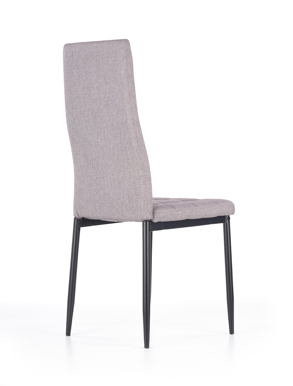 K292 jedálenská stolička, šedá