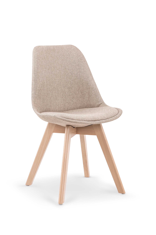 K303 jedálenská stolička, béžová