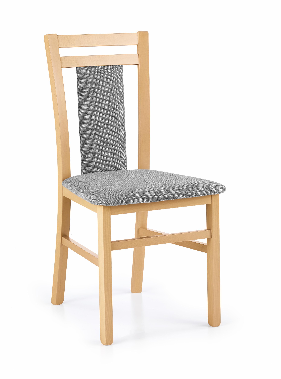 HUBERT 8 jedálenská stolička medový dub/Inari 91
