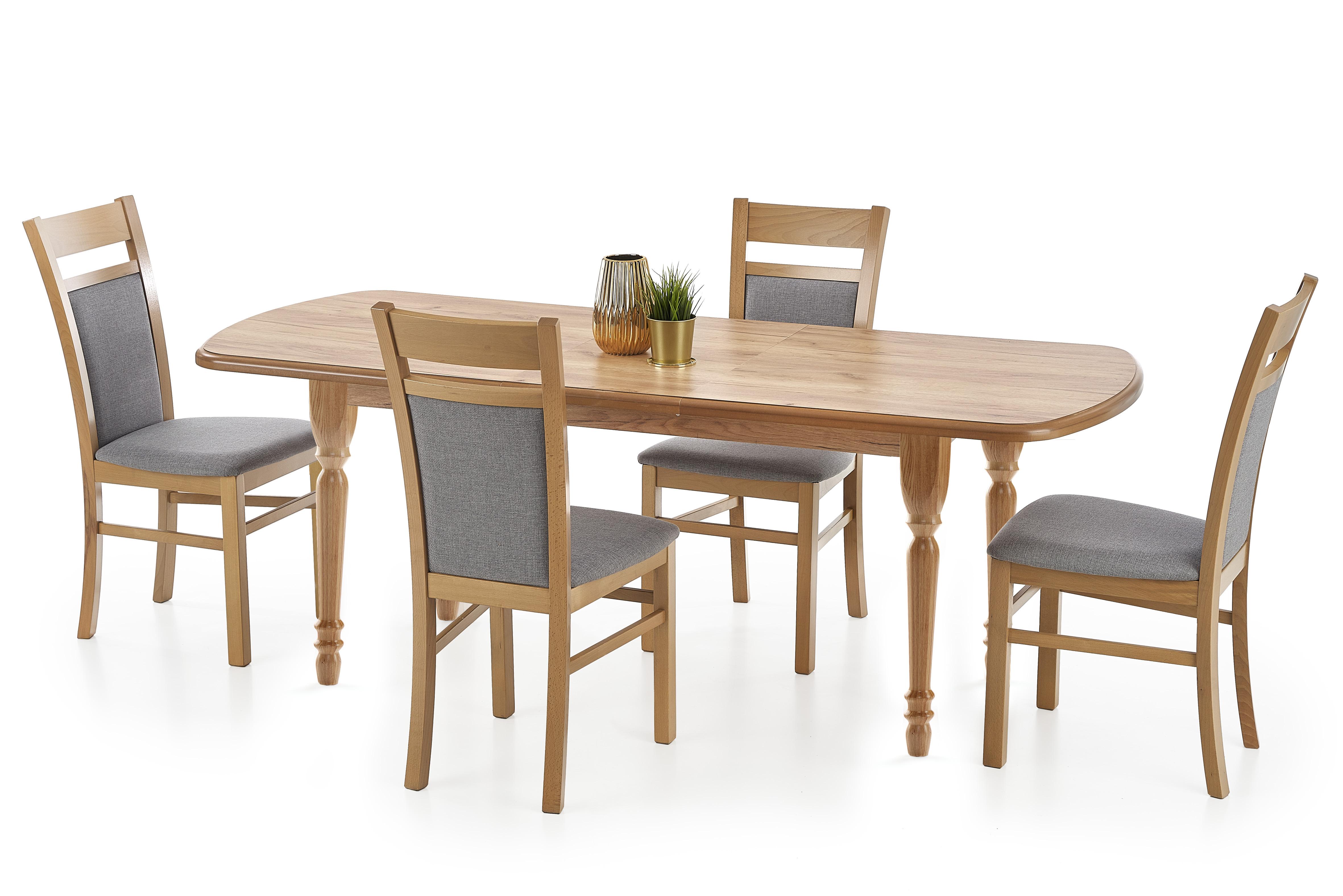 ARNOLD rozkladací stôl dub