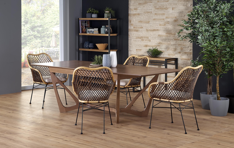 WENANTY stôl americký orech