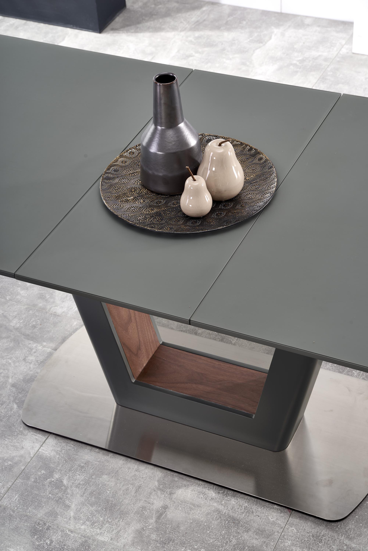 BILOTTI stôl antracit